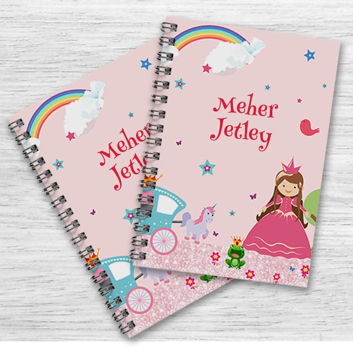 Princess Notebooks