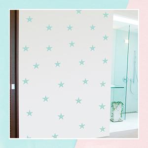 Starfish Mini Wall Art Stickers