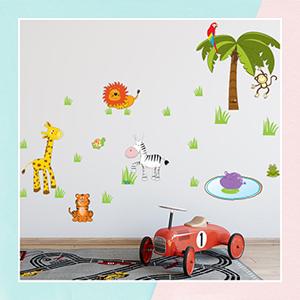 Jungle Bungle Wall Sticker for kids