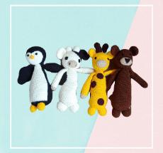 Crochet Soft Toys