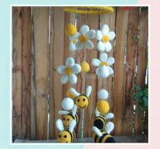 Crochet Nursery Mobiles